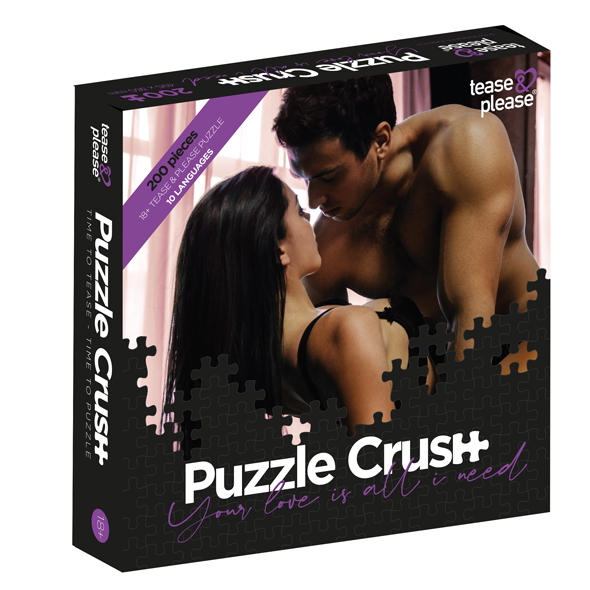 Puzzle Crush spelletjes